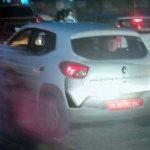 Renault Kwid Chennai spied