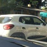Renault Kwid side Chennai spied