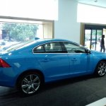 Volvo S60 T6 rear quarter India launch