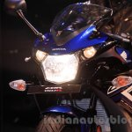 2015 Honda CBR 150R headlamp updated with new graphics and colors