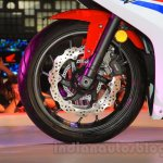 2015 Honda CBR 650R brake discs launched
