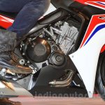 2015 Honda CBR 650R engine launched