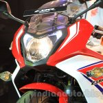 2015 Honda CBR 650R front end launched