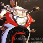 2015 Honda CBR 650R headlamps launched
