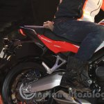 2015 Honda CBR 650R rear fairing launched