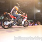 2015 Honda CBR 650R rear quarter launched