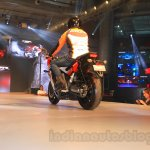 2015 Honda CBR 650R rear three quarter launched
