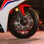 2015 Honda CBR 650R rims launched