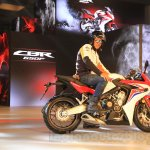 2015 Honda CBR 650R side (2) launched