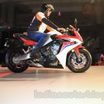2015 Honda CBR 650R side launched