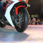 2015 Honda CBR 650R tires launched