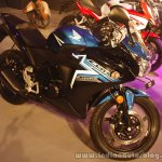 2015 Honda CBR150R front three quarter India spec from Revfest