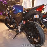 2015 Honda CBR150R rear three quarter left India spec from Revfest