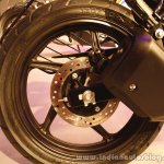 2015 Honda CBR150R rear wheel India spec from Revfest