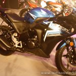 2015 Honda CBR150R side India spec from Revfest