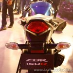 2015 Honda CBR150R taillight India spec from Revfest