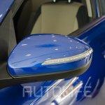 2015 Hyundai Elite i20 door mirror launched in Nepal