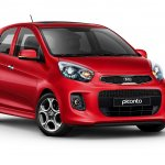 2015 Kia Picanto front New Zealand spec (should be identical for Australia)
