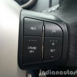 2015 Mahindra XUV500 (facelift) cruise control review