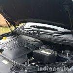 2015 Mahindra XUV500 (facelift) engine bay review