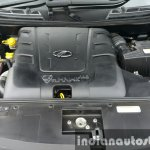 2015 Mahindra XUV500 (facelift) engine cover review