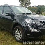 2015 Mahindra XUV500 (facelift) front three quarter right review