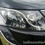 2015 Mahindra XUV500 (facelift) headlamp review