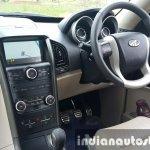 2015 Mahindra XUV500 (facelift) interior review