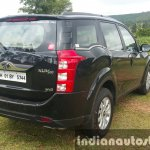 2015 Mahindra XUV500 (facelift) rear quarter (1) review