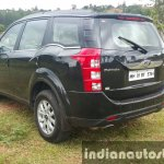 2015 Mahindra XUV500 (facelift) rear quarter review