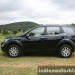 2015 Mahindra XUV500 (facelift) side review