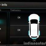 2015 Mahindra XUV500 (facelift) tiretronics review