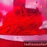 2015 Mahindra XUV500 (facelift) tribal motif review