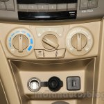 2015 Suzuki Ertiga facelift HVAC system at the Gaikindo Indonesia International Auto Show 2015