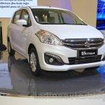 2015 Suzuki Ertiga facelift at the Gaikindo Indonesia International Auto Show 2015