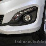 2015 Suzuki Ertiga facelift foglamp at the Gaikindo Indonesia International Auto Show 2015