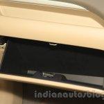 2015 Suzuki Ertiga facelift glovebox at the Gaikindo Indonesia International Auto Show 2015