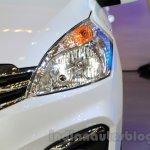 2015 Suzuki Ertiga facelift headlamp at the Gaikindo Indonesia International Auto Show 2015