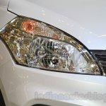 2015 Suzuki Ertiga facelift headlight at the Gaikindo Indonesia International Auto Show 2015