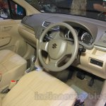 2015 Suzuki Ertiga facelift interior at the Gaikindo Indonesia International Auto Show 2015