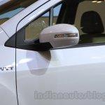 2015 Suzuki Ertiga facelift mirror at the Gaikindo Indonesia International Auto Show 2015