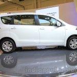2015 Suzuki Ertiga facelift side view at the Gaikindo Indonesia International Auto Show 2015