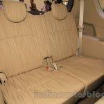 2015 Suzuki Ertiga facelift third row seat at the Gaikindo Indonesia International Auto Show 2015