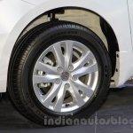 2015 Suzuki Ertiga facelift wheel at the Gaikindo Indonesia International Auto Show 2015