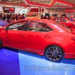 2015 Toyota Corolla Altis TRD Sportivo at the 2015 Gaikindo Indonesia International Auto Show