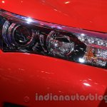 2015 Toyota Corolla Altis TRD Sportivo headlamp at the 2015 Gaikindo Indonesia International Auto Show