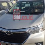2015 Toyota Grand New Avanza front arrives at dealerships.