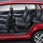 2015 Toyota Grand New Veloz cabin press image