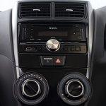 2015 Toyota Grand New Veloz center console press image