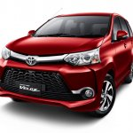 2015 Toyota Grand New Veloz front three quarterpress image